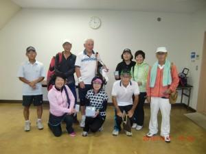 3組(優勝 石橋和子さん)