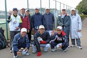 第2組 優勝 北澤宏-馬場重行 組